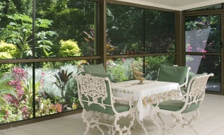 Protective Patio Screens